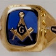 A Freemasons Ring Shows What I Stand For