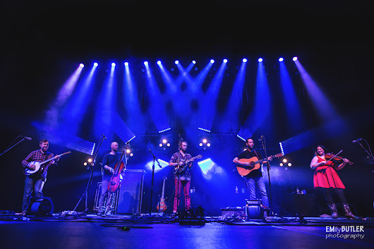 Photos of Yonder Mountain String Band at The Tabernacle 2/11/17