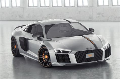 Audi R8 V10 Plus opgefokt tot 850 pk / Tuning & styling / Autowereld.com