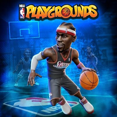 The Gaming Tailgate - NBA Playgrounds Coming May 2017