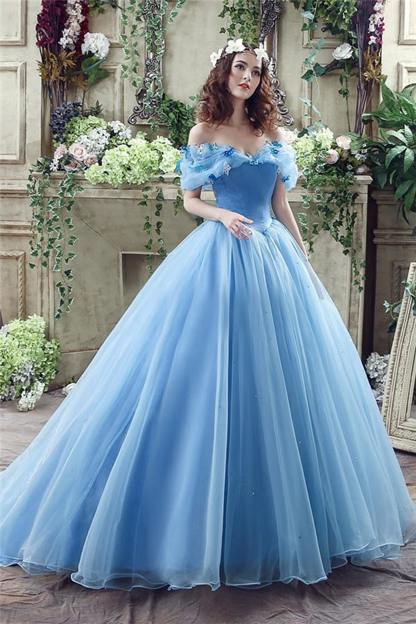Fairy Tale Ball Gown Wedding Dresses | Gowns Ideas