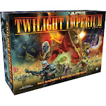 4th Edition Twilight Imperium Board Game