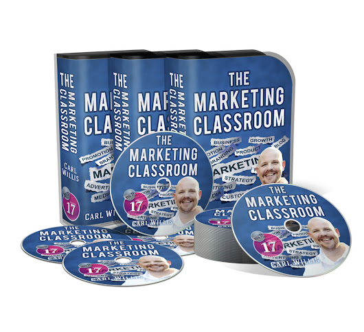 The Marketing Classroom | Online Marketing Training For Small Business Owners