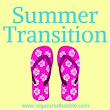 Summer transition - Organized Babble