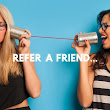 Send in a friend or family member, you BOTH receive $20 OFF select services. SCHEDULE NOW and leave YOUR name and your FRIEND'S name, it's that easy!