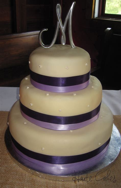 Northern VA Wedding Cakes ? Wedding Cakes   Haute Cakes