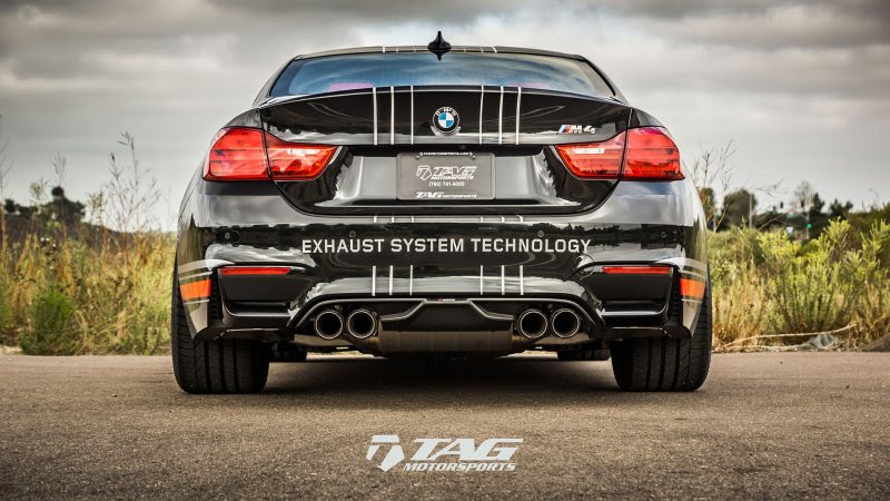Must Have Performance Mods For Your Bmw M4