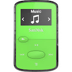 SanDisk - Clip Jam 8GB* MP3 Player - Green