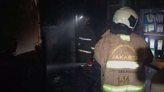 Kronologi Kebakaran di Kantor BPOM Jakarta Pusat