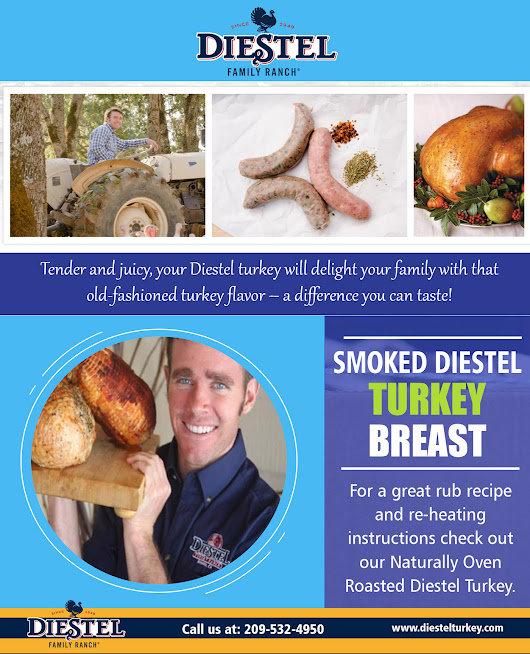 Best Diestel Turkey