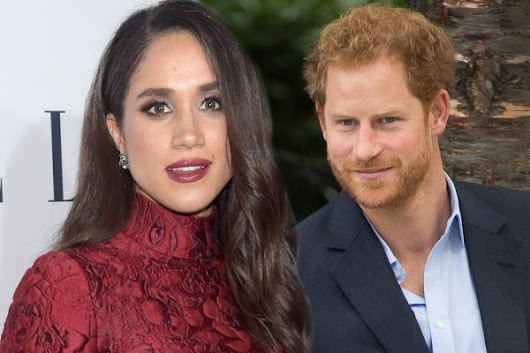 Prince Harry 'secretly dating' Suits actress Meghan Markle