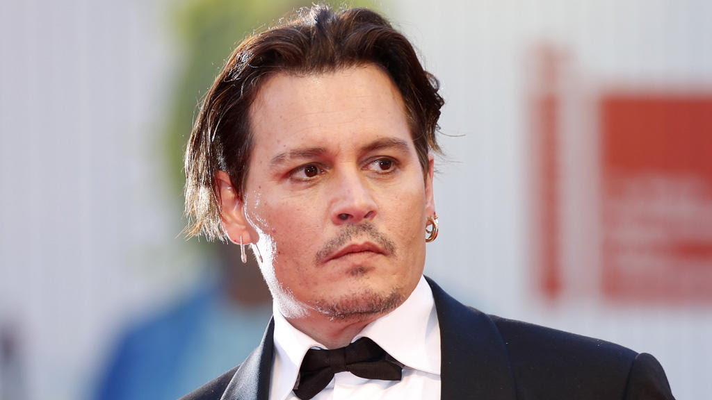 Johnny Depp: The Starter Wife