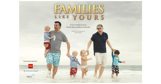 'Families Like Yours' Documentary Celebrates LGBT Families At World Premiere