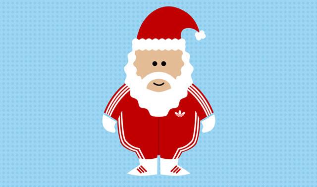 Santa Sports Adidas