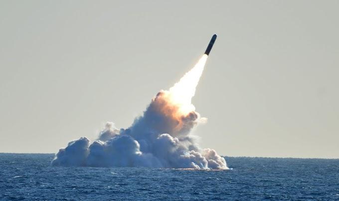 Rússia adverte que a adoção pelos EUA de ogivas nucleares táticas em submarinos é perigoso