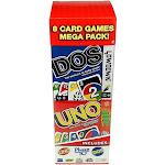 Mattel Games 8 Card Games Mega Pack