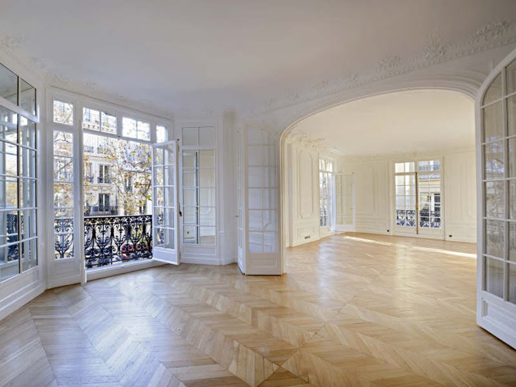 A Classic Apartment in Paris « like \/ want \/ need