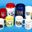 Custom Mugs and Steins, Soccer Patches, Wholesale Embroidered Patches, Custom Patches - Ceramic, Plastic, Travel, Insulated