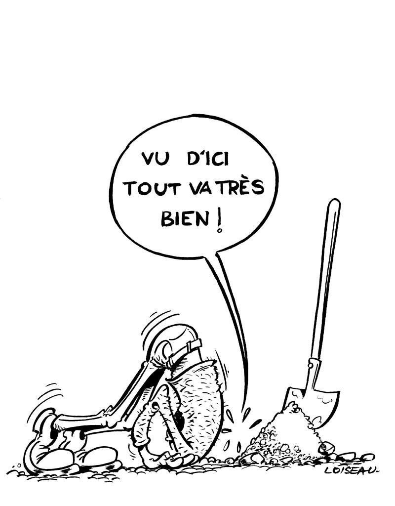 """Résultat de recherche d'images pour """"faire l'autruche"""""""