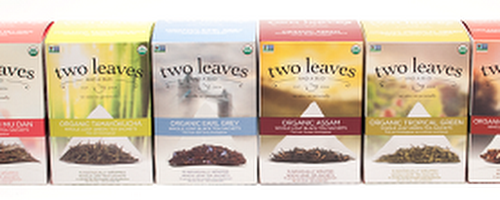Tea Maker Celebrates 10 Years with New Logo, Products, Packaging