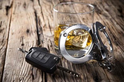 When is a Greenville DUI a Felony? - The Bateman Law Firm