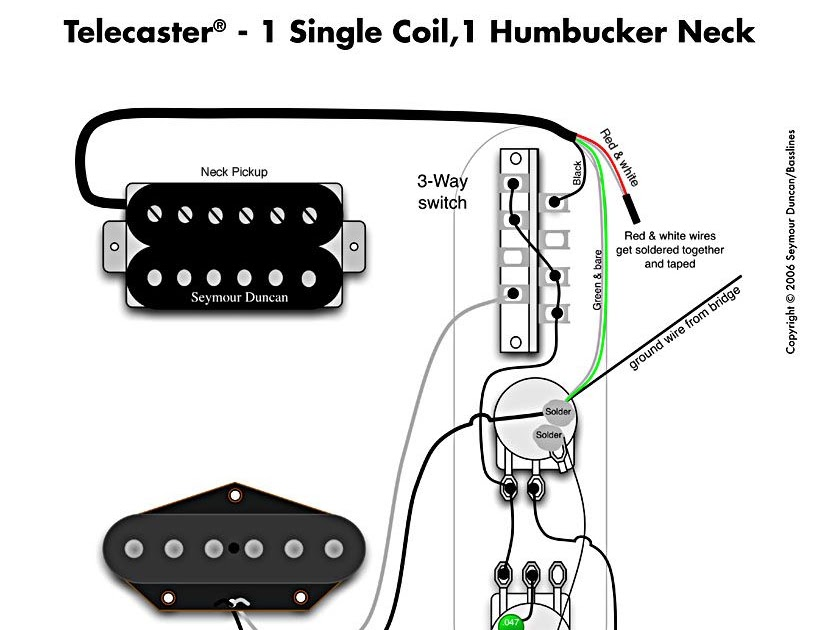 Telecaster Humbucker Wiring Diagram from lh3.googleusercontent.com