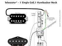 Fender Baja Telecaster Wiring Diagram