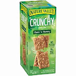 Nature Valley Oats 'n Honey Granola Bars (0.75 oz., 98 pk.)
