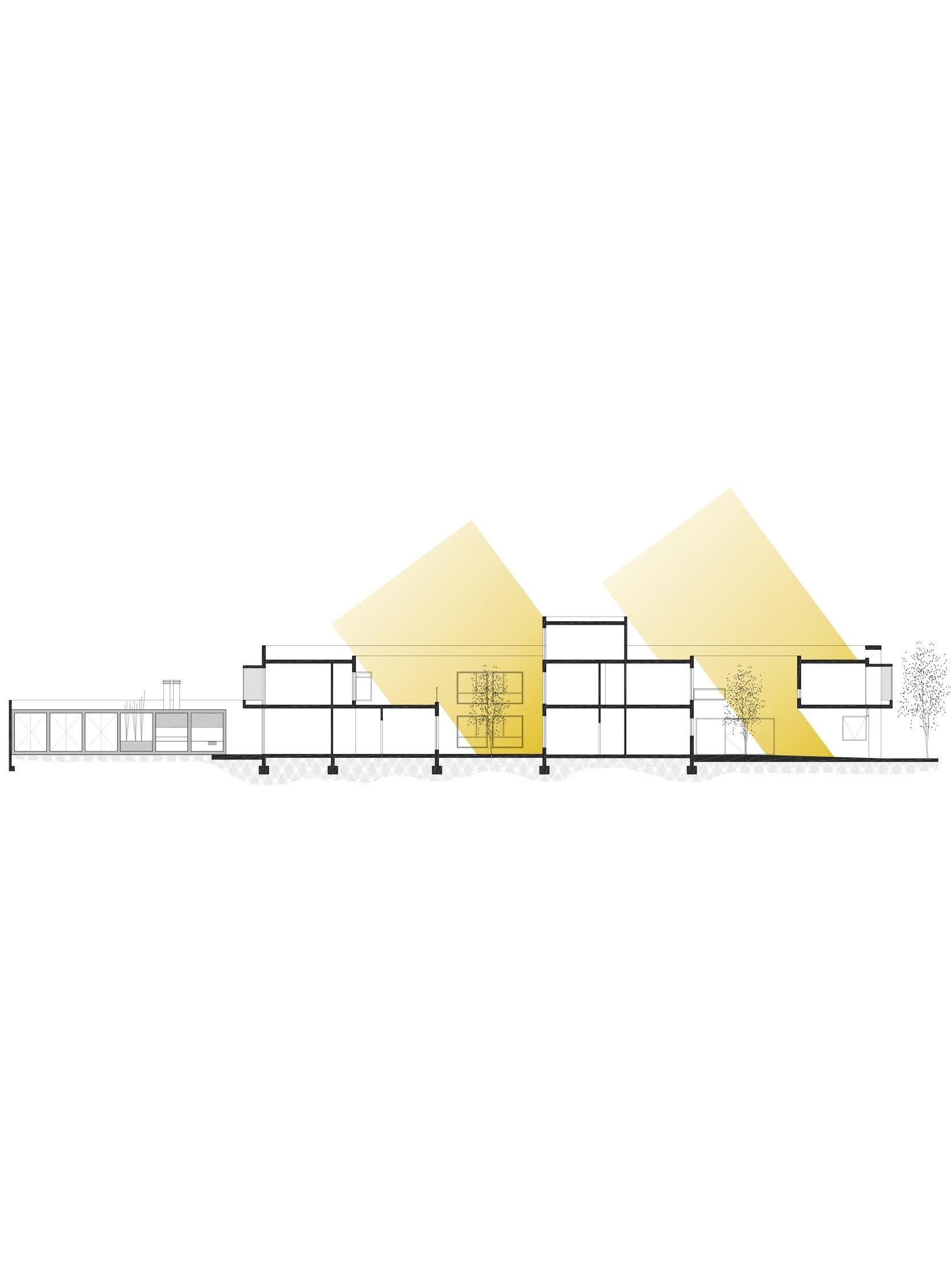 Casa Comunidad - Matías Aguado, arquitectura, casas