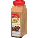 McCormick Ground Cinnamon -18 oz bottle