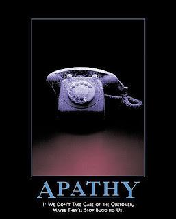 'Apathy' by Despair.com