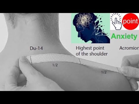 Best Acupressure Points for Stress Relief and Anxiety ...
