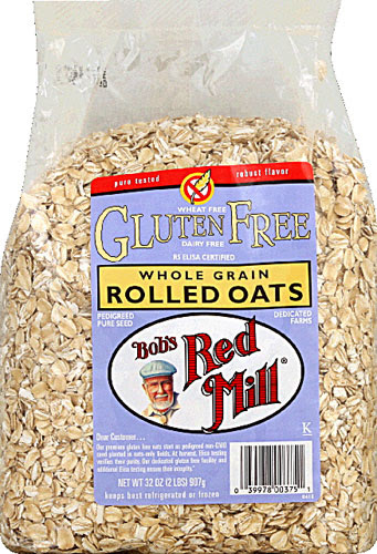 Bob's Red Gluten Free Oatmeal Range