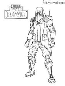 Fortnite Coloring Pages Season 8 Fortnite Aimbot On Mobile