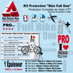 Film De Protection Cadre Vtt Skin Protect Bike Film De Protection Bike