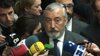 El Secretari d'Estat d'Infraestructures, Julio Gómez-Pomar