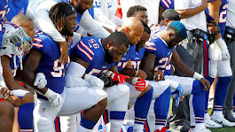 NFL not disrespecting American flag, servicemen: Philadelphia 76ers, New Jersey Devils CEO on anthem protests
