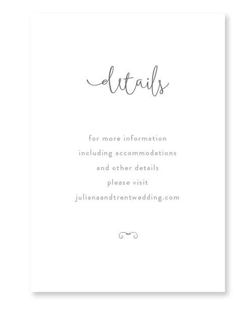 Wedding Invitation Etiquette   August   White
