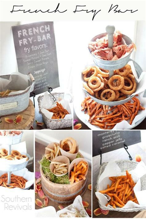 20 Fun Build Your Own Food Bar Ideas   party theme ideas