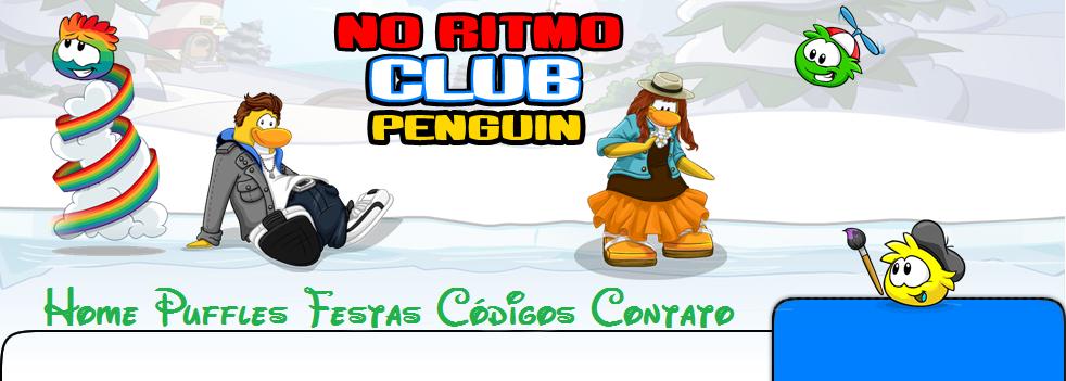No Ritmo do Club Penguin: O Livro dos Tesouros atualizado