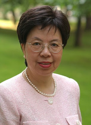 Warning: Doctor Margaret Chan said the virus is a threat to the whole world