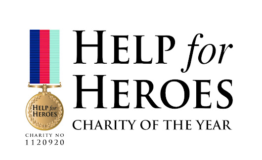 Help For Heroes - HIPPO's Charity of the Year 2016