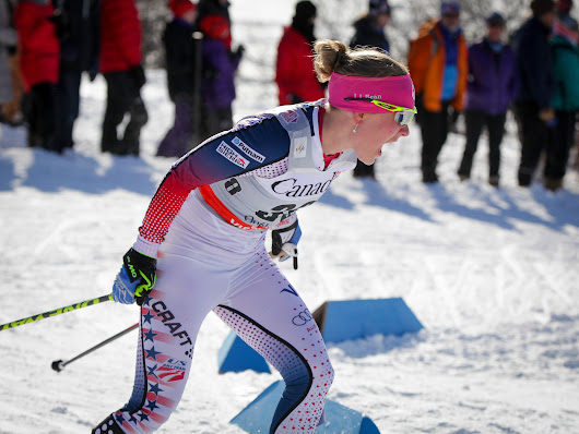 VT's Ida Sargent Podiums on Olympic Course