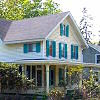 Historic house at 59 E Main St, Washingtonville, NY 10992.