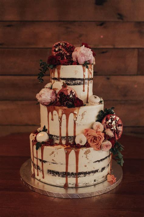 20 SCRUMPTIOUS NAKED WEDDING CAKES ? Hello May