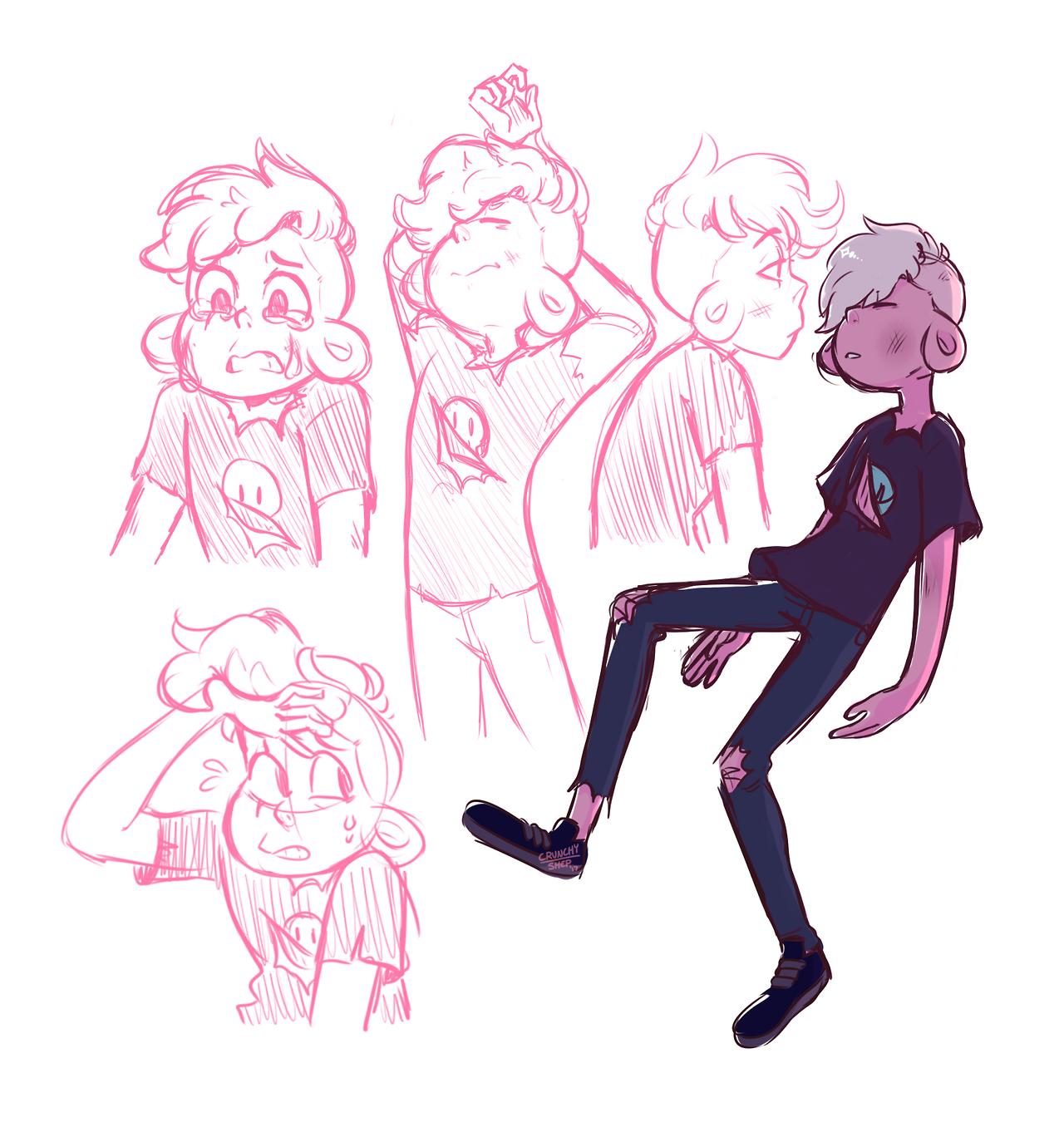 I really like drawing Lars
