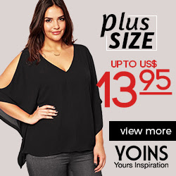 Yoins.com Plus size Clothes