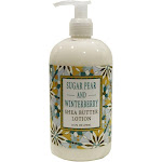 Sugar Pear & Winterberry Lotion by Greenwich Bay Trading Co - 16 oz