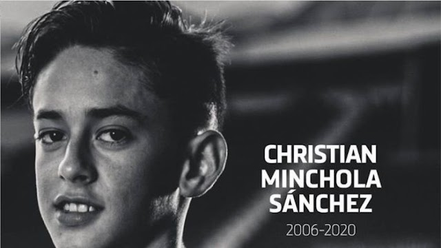 Atletico Madrid Young Striker Is Dead (PHOTO)