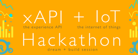 xAPI + Internet of Things hackathon · craig.